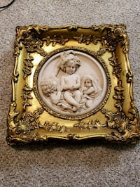 1860 Beautiful Hand Carved Marble Sculpture  Derwood, 20855