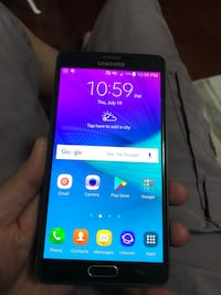 Samsung Note 4 32GB Unlocked Whitchurch-Stouffville, L4A 0G1