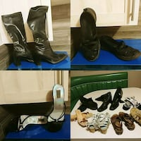 7 Pairs of Shoes Size 8.5-9 Calgary, T2R 0B8