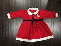 Christmas Baby Girl Dress Richmond, V7A 3N4