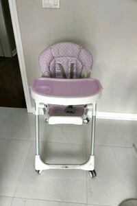Peg Perego Prima Pappa high chair purple