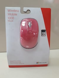 Microsoft Wireless Mobile 1000 Mouse