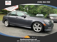 2011 Mercedes-Benz C-Class for sale Stafford