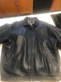 Men's leather jacket XL Great Falls, 22066