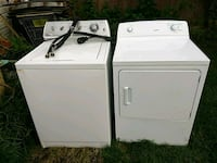 Washer Dryer Set.Free Delivery depending on locati 3156 km