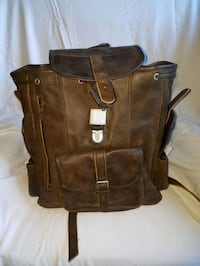 Leather backpack  San Diego, 92102