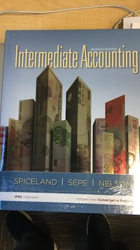 intermediate accounting seventh edition by spiceland sepe and nelson Annandale, 22003