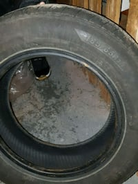 black and gray car wheel Laval, H7G 3H4