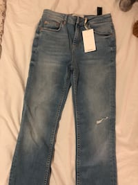 New Zara denim pants  Toronto, M2J 0B9