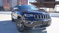 2017 Jeep Grand Cherokee Limited  Las Vegas