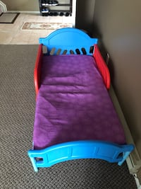 Toddler bed never used New York, 10309