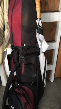 Women's complete golf set. U don't have to buy a thing. Just head out to the greens Brock, L0C 1H0