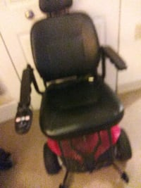 black and red electric wheelchair College Park, 20740
