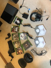 Xbox one with accessories/games Fort Atkinson, 53538