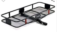 2x2 hitch cargo carrier London