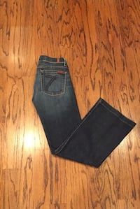 7 for all mankind jeans San Diego, 92037