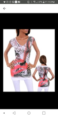 New med woman top