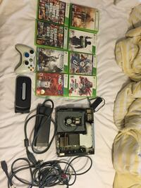 Modded Xbox 360 with everything Gainesville, 20155