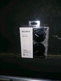 Sony head phones