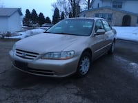 2002 Honda Accord LX 4AT ABS Rockford