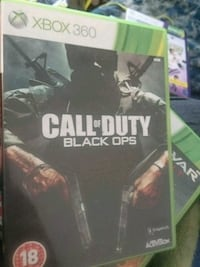 X box oyun call of duty black ops Denizköşkler, 34315