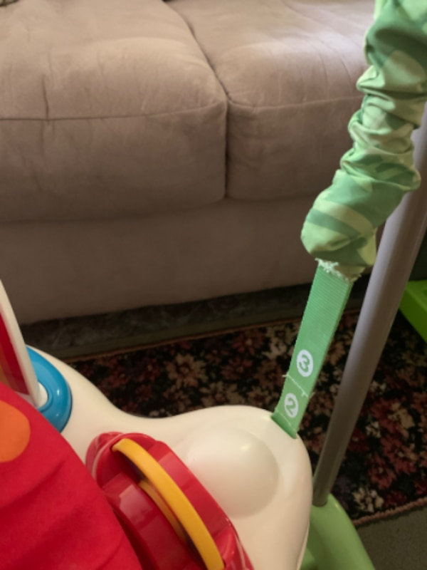 Fisher Price Jumperoo 3