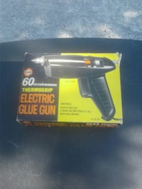 Electric glue gun  Hillman, 49746
