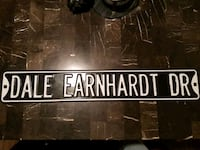 Heavy Metal 3ft. sign -  Dale Earnhardt Dr.  Barrie, L4M
