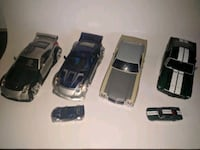 1/18 die-cast Joyride Fast and the Furious Tokyo Drift