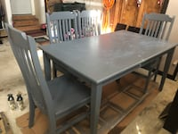 Table and 4 chairs  Lovettsville, 20180