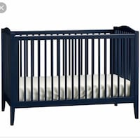 Pottery Barn Navy Crib (Emerson) Bowie, 20721