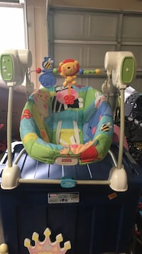 Fisher Price Babyswing 931 mi