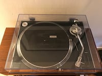 Audio Technica LP120 Professional Turntable (Black) Like-New Washington, 20008