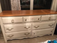 7 drawer dresser Nashville, 37221