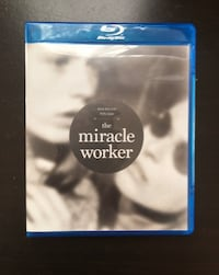 THE MIRACLE WORKER BLURAY Compton, 90221