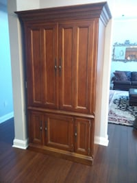 Great entertainment or storage cabinet in excellent condition Harrisburg