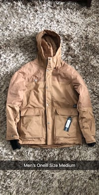 Men's Oneill Winter Jacket Sherwood Park, T8H 0Z9