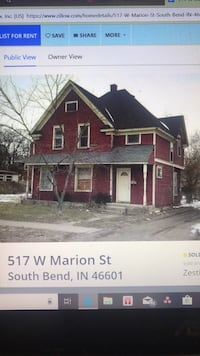 HOUSE For sale 4+BR 2BA South Bend, 46616