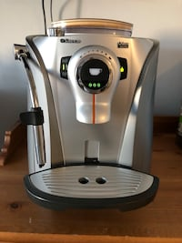 Saeco Odea Giro Plus fully automatic espresso machine coffee maker