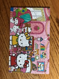 Hello Kitty jigsaw puzzle (60 pieces) 3752 km