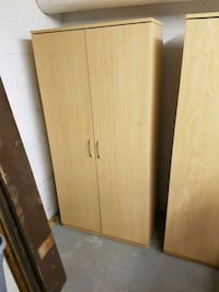 2 Cabinets excellent condition