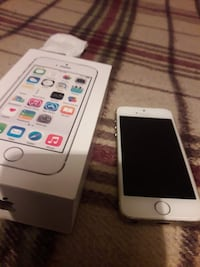 İPhone 5s gold 8739 km