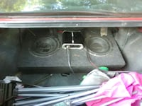 2 10inch subs with a 250 watt amp  Evansville, 47715