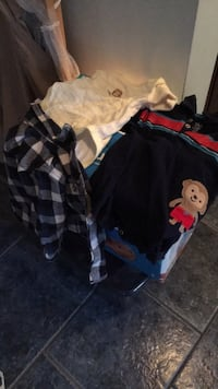 Lot of baby and toddler clothes  Laval, H7A 3S4