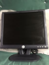 17. Inch Dell Flat Screen Monitor.  Sarnia, N7S 4X9