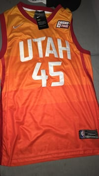 Stitched Donovan Mitchell Alternate Jersey Size XL Baltimore, 21230
