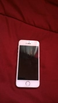 white iPhone 5 with red case Albany, 12202