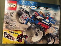 Lego Racers Star Striker New Market, 21774