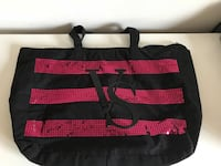 black and pink polka dot bag Arlington, 22202