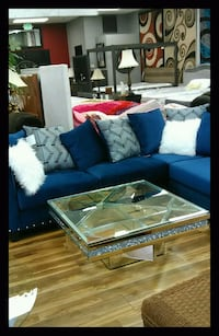 Luxury sectional! Other couch and loveseat deals